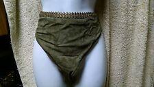 Fantasie of England 8601 Swim Bikini Bottom Size UK XLarge/ US XLarge Olive NWOT