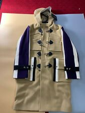BRAND NEW NICOMEDE X GLOVERALL DUFFLE COAT CAMEL BEIGE SIZE S SMALL RRP £950