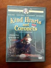 Kind Hearts and Coronets Alec Guinness Dvd