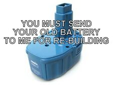 Re-build service for ARIBEX XRAY NOMAD DENTAL BATTERY