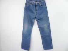 GRADE A Levis 501 DENIM JEANS BLUE MENS 36in. 33in. VINTAGE 501's M536
