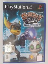 Ratchet e Clank fuoco a volontà PS2 - Playstation 2