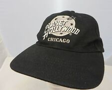 Planet Hollywood Chicago  cap hat adjustable