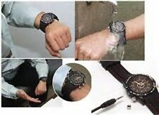 8GB Spy Watch Camera Waterproof - Free Delivery