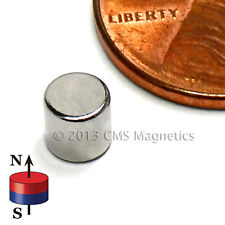 "Cms Magnetics® Strong N42 Neodymium Disc Magnet 3/16""x 3/16"" 50-pc"