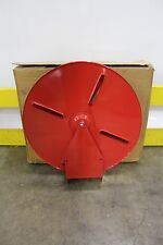 """Nos No Name Hdr24 24"""" Diameter Air Pneumatic Water Hose Wire Cable Reel"""
