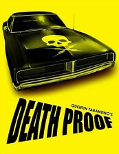 Grindhouse movie poster print Death Proof poster - 12 x 16 inches (style a)