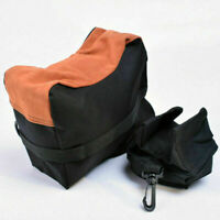 US Black Front&Rear 600D Oxford Bag Sniper Sandbag for rifle Gun Stand Hunting
