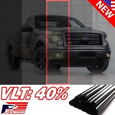 "VLT 40% 20"" x 240"" 20FT Car Home Office Glass Uncut Roll Tint Window Film 2019"