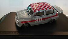 PROGETTO K FIAT ABARTH 1000 MONZA 1966 BAGHETTI scala 1:43