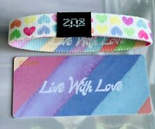 Medium ZOX Singles Strap LIVE WITH LOVE - Share Your Heart, Feed Your Soul