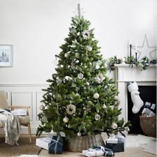 The White Company Symons Nordmann Luxury  7.5ft Xmas Tree Love Christmas