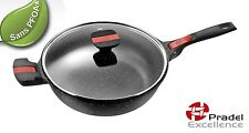 Saute pan - Jig 28 CM + Removable Handle - All lights and induction - PFOA Free