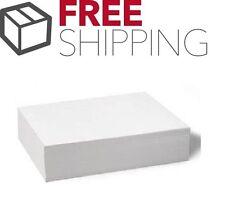 Letter Size 8.5x11 Ream 500 Sheet Copy / Print Paper White