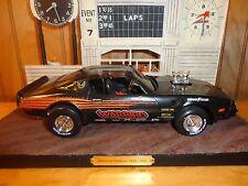 Monogram WARBIRD '78 Pontiac Firebird Trans Am Drag Car 1:25 Built Model Diorama
