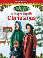 Little house On The Prairie A Merry Ingalls Christmas (DVD) New, Free shipping