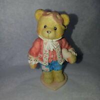 Cherished Teddies - Darrel 156450 Love Unveils a Happy Heart No Box