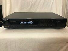 Sony ST-S311 AM/FM Tuner Like new !