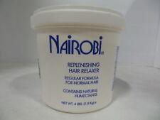 Nairobi Replenishing Hair Relaxer Regular Formula, 64 Oz.