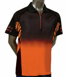 Unicorn Raymond Van Barneveld, Official National Flag Darts Shirt in Medium