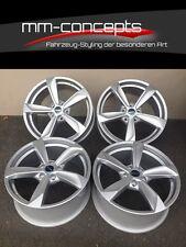19 Zoll Borbet S Felgen 8,5x19 et38 5x120 Silber Neu Alufelgen für BMW M Paket