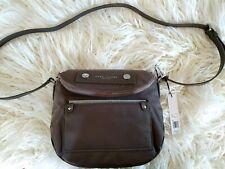 Marc Jacobs Preppy Small Natasha Crossbody Bag Grey Nylon M0012909 NWT