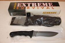 Schrade SCHF9 Extreme Survival Knife & Sheath NEW