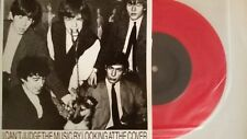 rolling stones you can't judge the book looking at the cover EP red vinyl RARE