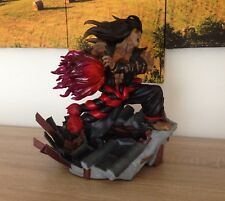 Street Fighter Evil Ryu 1/6 Diorama Statue  Kinetiquettes not pcs sideshow #99