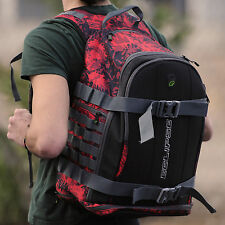 New Planet Eclipse 2016 Gx Gravel Paintball Backpack Gear Bag - Fire Red
