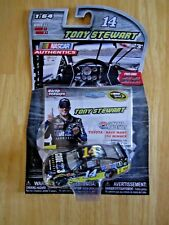 Tony Stewart Mobil 1 Code 3 Assoc. 2016 Sonoma His Last Win NASCAR AUTHENTICS