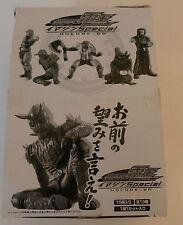 Bandai Kamen Rider Masked Rider Momotaros HGcore-SP Set of 5 Ghost Figures.