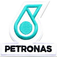 Patch Iron on PETRONAS Oil MotoGP Motorcycle Racing Hoodie Suit Jacket Sign Logo