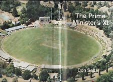 THE PRIME MINISTER'S XI - DON SELTH    FIRST EDITION signed cricket Austalia AE
