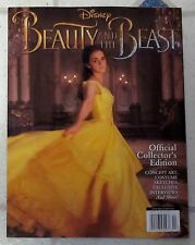 Disney BEAUTY And The BEAST Official Collector's Edition COSTUME SKETCHES Watson