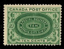 E1 Special Delivery Canada mint