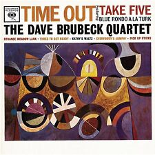 DAVE BRUBECK: TIME OUT (COLUMBIA LEGACY) *NEW CD*