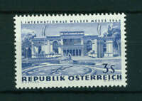 Austria 1966 Wels International Fair Stamp MNH Sg 1477