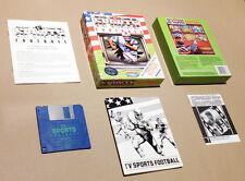 TV Sports Football (Mirrorsoft Cinemaware, 1989) - Atari ST