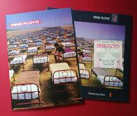 Pink Floyd A Momentary Lapse of Reason A2U/B3U EX+ vinyl + Programme + ticket