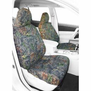 Caltrend Camo Front Seat Cover for Chevy 2003-2007 Silverado 3500 - CV378