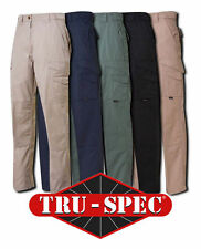 Tru-Spec 24-7 Series Tactical Rip-Stop Pants Police & Fire All Colors & Sizes