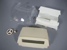 Windshield Seat Steering Wheel Dashboard Bed Topper Set Tamiya 1/10 Toyota Hilux