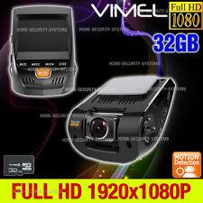 Dash Camera In Car Security System 32GB B40 A118 V.2 1080P  Crashcam Blackbox