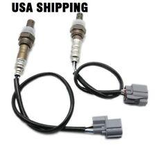 2pcs Air Fuel Ratio Oxygen Sensor 1 & 2 For Acura RSX 02-05 Honda Civic Si 2.0L