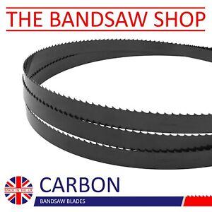 "2362mm (93"") Carbon Bandsaw Blades - WOOD - METAL - FOAM - PLASTIC"