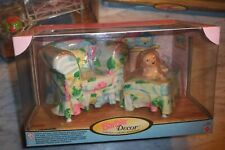 1998 BARBIE MOBILI furniture Target Decor collection RARI MAI USCITI IN ITALIA