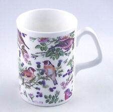 ROYAL VICTORIAN - ENGLISH BONE CHINA MUG CUP - BIRDS CHINTZ - MADE IN ENGLAND