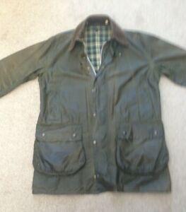 Barbour Border Jacket Large