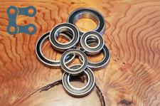 Cartridge Sealed Stainless Steel 2RS Bearings 6902 6903 6802 6803 6804 6805 6806